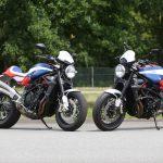 MAGNI MV AGUSTA STORIA Road test: Back to the Future 12