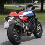 MAGNI MV AGUSTA STORIA Road test: Back to the Future 15