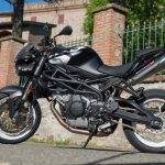MOTO MORINI CORSARO 1200 ZZ Road Test: Better Stil 17