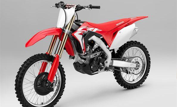 2018 HONDA CRF250R - A whole new bike 1
