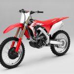 2018 HONDA CRF250R - A whole new bike 2