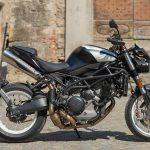MOTO MORINI CORSARO 1200 ZZ Road Test: Better Stil 12