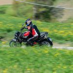 MOTO MORINI CORSARO 1200 ZZ Road Test: Better Stil 11