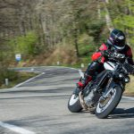MOTO MORINI CORSARO 1200 ZZ Road Test: Better Stil 18
