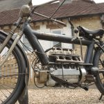 """1910 PIERCE FOUR road test: """"The Vibrationless Motorcycle"""" 7"""