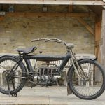 """1910 PIERCE FOUR road test: """"The Vibrationless Motorcycle"""" 10"""