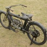 """1910 PIERCE FOUR road test: """"The Vibrationless Motorcycle"""" 17"""