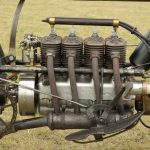 """1910 PIERCE FOUR road test: """"The Vibrationless Motorcycle"""" 19"""