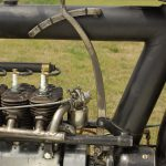 """1910 PIERCE FOUR road test: """"The Vibrationless Motorcycle"""" 23"""