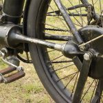 """1910 PIERCE FOUR road test: """"The Vibrationless Motorcycle"""" 2"""