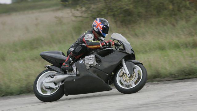 BMW BOXER R1 DESMO Test: Stillborn Superbike 1