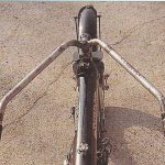 """1910 PIERCE FOUR road test: """"The Vibrationless Motorcycle"""" 11"""