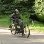 """1910 PIERCE FOUR road test: """"The Vibrationless Motorcycle"""" 16"""