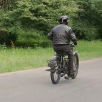 """1910 PIERCE FOUR road test: """"The Vibrationless Motorcycle"""" 24"""