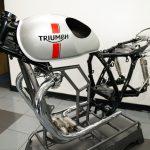 Triumph motorcycles Thailand factory visit 6