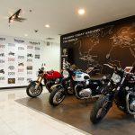 Triumph motorcycles Thailand factory visit 25