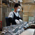 Triumph motorcycles Thailand factory visit 30