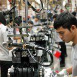 Triumph motorcycles Thailand factory visit 10