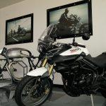 Triumph motorcycles Thailand factory visit 2