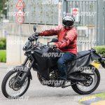 2017 Yamaha Tenere 700 Spy Shots 6