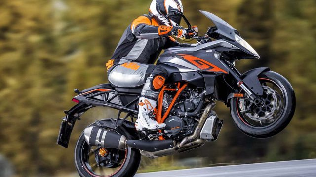 Five Sport Touring bikes that will keep your adrenaline up 1