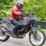 2017 Yamaha Tenere 700 Spy Shots 3