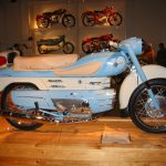 5 Not-So-Ordinary-Motorcycles: Aermacchi Chimera 175 5