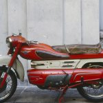 5 Not-So-Ordinary-Motorcycles: Aermacchi Chimera 175 8