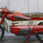 5 Not-So-Ordinary-Motorcycles: Aermacchi Chimera 175 6