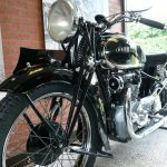5 Not-So-Ordinary-Motorcycles: Ariel Square Four 10
