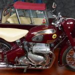 5 Not-So-Ordinary-Motorcycles: Ariel Square Four 9