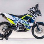 This Husqvarna 701 Rally Kit Rocks 5
