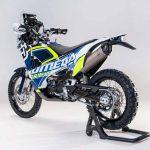 This Husqvarna 701 Rally Kit Rocks 6
