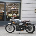 MONDIAL HPS125 HIPSTER Road test: A Little Bike That Thinks Big 4