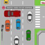 Riding Essentials - Traffic dangers infographic 5