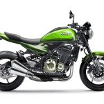 Kawasaki Z900RS on it's way 2