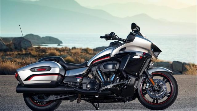 Yamaha unveils new Bagger for the US market 1