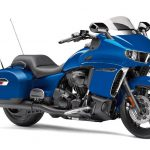 Yamaha unveils new Bagger for the US market 2