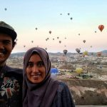 Malaysian couple complete epic honeymoon journey on a 15hp scooter. Inspiring photos 13