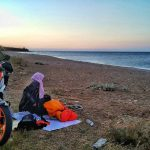 Malaysian couple complete epic honeymoon journey on a 15hp scooter. Inspiring photos 6