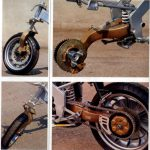 Three unconventional motorcycle suspension systems that surprisingly worked 12