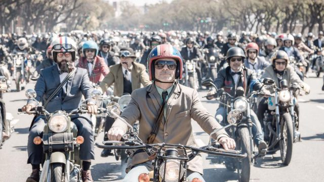 The Distinguished Gentleman's Ride 2017 - It's time to suit up 1
