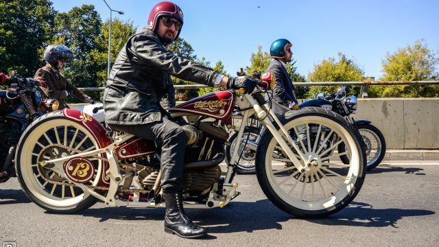 We joined the Distinguished Gentelman's Ride. Here's the film 1
