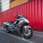 First photos of the 2018 Honda Gold Wing 5
