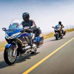 First photos of the 2018 Honda Gold Wing 4