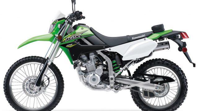 Kawasaki KLX250 back on the market for 2018 1
