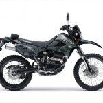 Kawasaki KLX250 back on the market for 2018 2