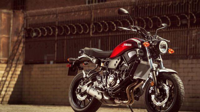 2018 Yamaha XSR700 21