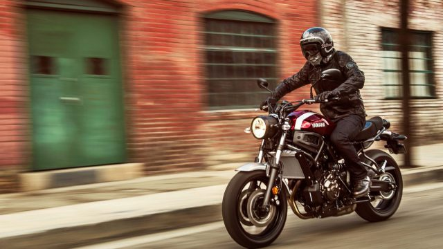 Yamaha XSR700 is coming to the USA 1