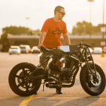 Buell 'Franken Blast' 500 - Industrial Look Custom 12